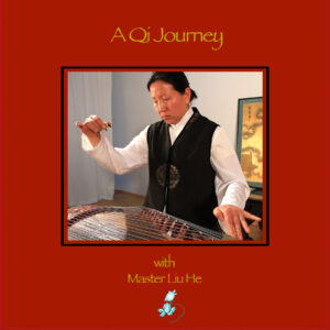 Qi Journey CD Cover
